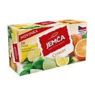 Čaj Citrusy Jemča 40g TATA