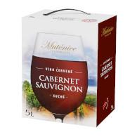 Mutěnice Cabernet Sauvignon 5l BIB