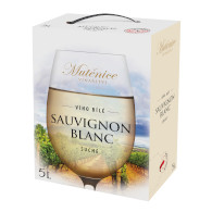 Mutěnice Sauvignon blanc 5l BIB