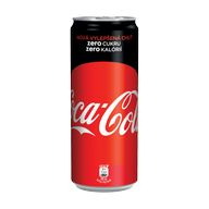 Coca Cola Zero 0,33l P