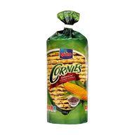 Cornies kukuřičné se lněné semínko 115g RACIO