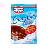 Cremé Olé čokoláda 56g OET
