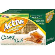 Crispy Rusk w.wholegrain flour 180g BONAV