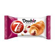 Croissant 7days double Vanilka Višeň 60g