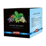 Čaj Alpské bylinky 27,6g DRU