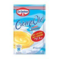 Créme Olé vanilka 50g OET