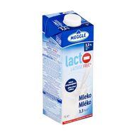 Mléko bezlaktózové 3,5% 1l UHT RAJO