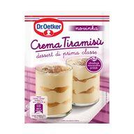 Dessert crema tiramisu 63g OET