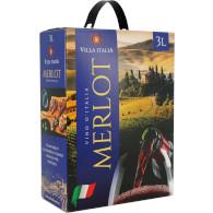 Villa Italia Merlot 3l