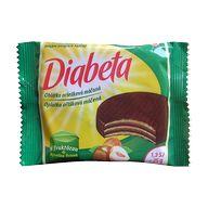 Diabeta celom.opl.oříšek 25g WISSA