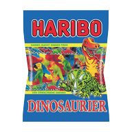 Dinos 100g Haribo