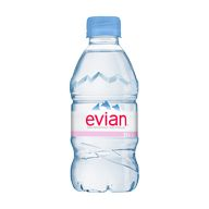 Evian 0,33l PET KOF