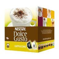 Dolce Gusto Cappuccino 160g NEST XK