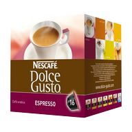 Dolce Gusto Espresso 88g NEST
