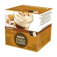 Dolce Gusto latte macch. caramel 168g NEST XK