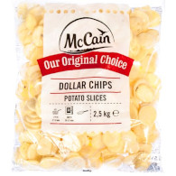 Dollar Chips 2,5kg MC