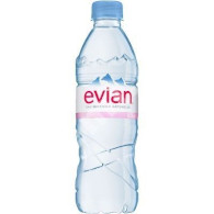 Evian 0,5l PET KOF