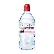 Evian sport 0,75l PET KOF