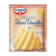 Puding pravá vanilka 40g OET