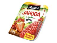 Džem jahoda porce 20g HAME