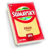 Eidam Šumav. pl. 30% 100g PDT