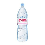 Evian 1,5l PET KOF