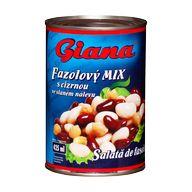 Fazole a cizrna mix Giana 425ml P GAST