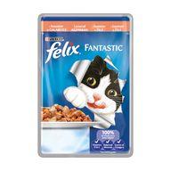 Felix kaps. losos 100g T