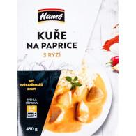 Kuře na paprice s rýží 450g Hamé