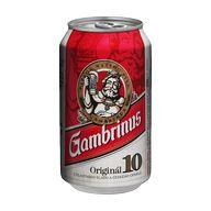 Gambrinus 10° 0,33l P