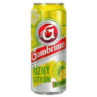 Gambrinus citron 0,5l P