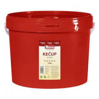 Kečup jemný kbelík Viva 10kg