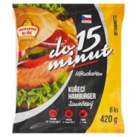 Hamburger kuřecí 420g VOD
