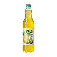 Sirup hustý citron Hello 0,7l PET