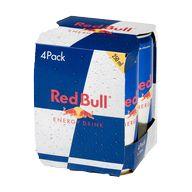 Red Bull 4pack 250ml P