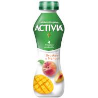 Activia jog. nápoj mango/broskev 290g