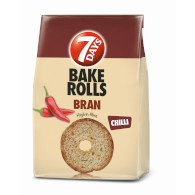 Bake Rolls Bran chilli 80g