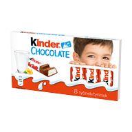 Kinder čokoláda T8 100g/8ks FERR