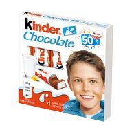 Kinder čokoláda T4 50g/4ks FERR