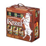 Kozel 11° pack 8ks 0,5l S