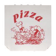 Krabice na pizzu 32x32x3cm  XX