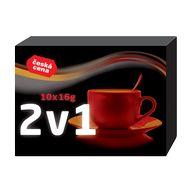 Káva 2v1 10x16g ČC