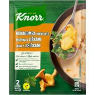 Pol. krémová s liškami 56g Knorr