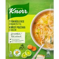 Pol. kuřecí s nudlemi 69g Knorr