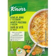 Pol. hovězí s nudlemi 101g Knorr