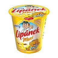 Lipánek vanilka maxi 130g MAD