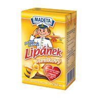 Lipánek mléko trv. vanilka 250ml