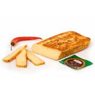 Sýr lovecký s paprikou 45% 1kg