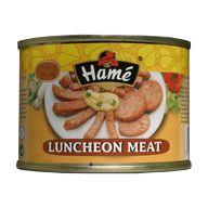 Luncheon meat pork P 190g HAM