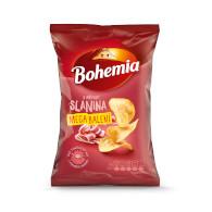 Chips Boh. slanina 219g INR